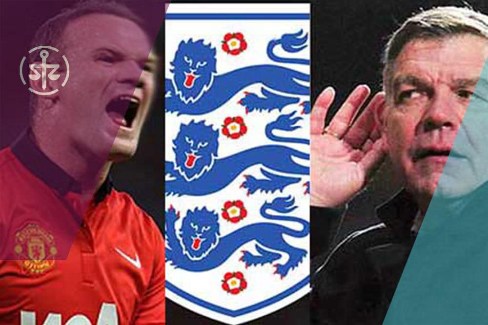 Rooney vs Allardyce dispute